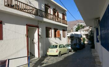 picture of ho22 Agia Galini, South Crete - 400sq m  property in the centre of the village  with sea view.