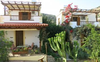 picture of ho29 Pitsidia, near Matala beach. Two villas suitable for rental business or homes