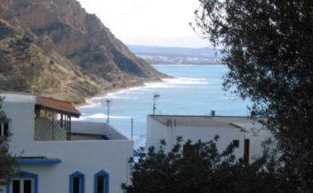picture of pag154 Village plot with fantastic sea views in Agia Galini