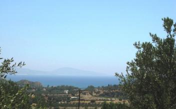 picture of pag224 Plot with sea view and established olive groves near Agia Galini