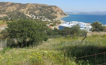 picture of pag270 A lovely village plot with wonderful sea views in Agia Galini