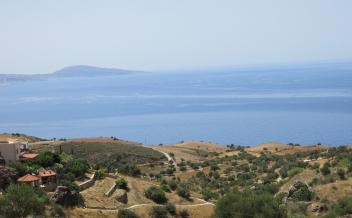 picture of pagi204 Plot with magnificent panoramic sea views near Agios Georgios