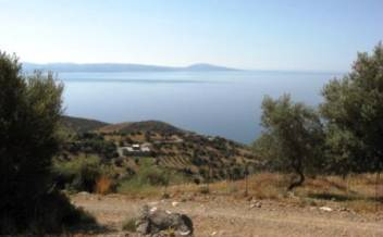 picture of pagi211  Plot with superb sea and country views near Agios Giorgos