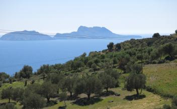 picture of pagi290 Plot with sea view  near Agia Galini and Agios Giorgos beach