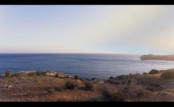 picture of pap285 Plot at the coast in the area of Agios Pavlos