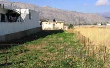 picture of pm148 Level village plot with country and mountain views in Melambes