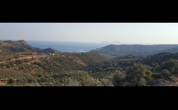 picture of pnag305 Buildable plot near Agia Galini village with sea view