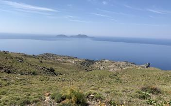 picture of psak321 Plot with sea views a short drive to Agios Pavlos beach