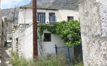 picture of skv171 Village stone house in need of renovation with garden, Kria Vrisi