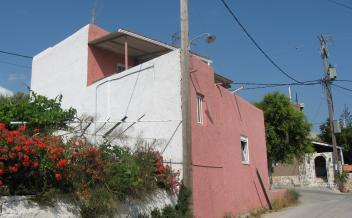 picture of slag227 One bedroom stone house with garden and sea view in Lagolio