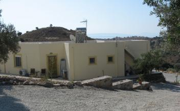 picture of vag156a Two bedroom villa in the countryside near Agia Galini