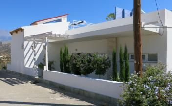picture of vag268 Spacious two bedroom house with garden, sea and mountain views