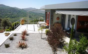 picture of vnkis282 Near Spili. Beautiful modern three bedroom villa with garden in Kissos