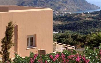 picture of vnma263 Mariou, near Plakias. Large villa comprising two apartments with pool